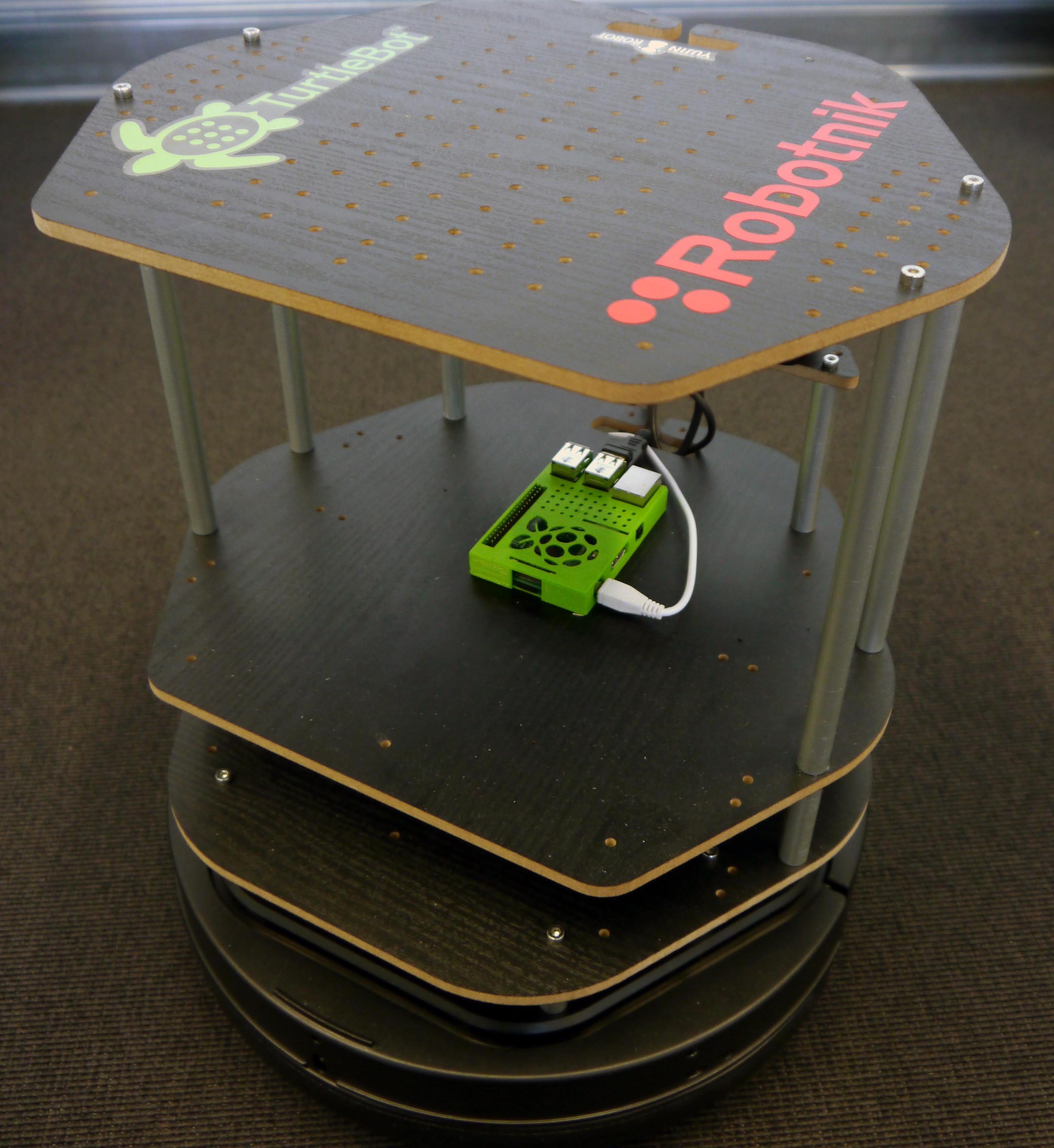TurtleBot mit Raspberry Pi